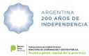 ARGENTINA 200 AÑOS DE INDEPENDENCI